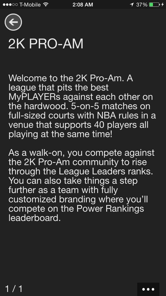 NBA 2K16 Feature Set Info Revealed
