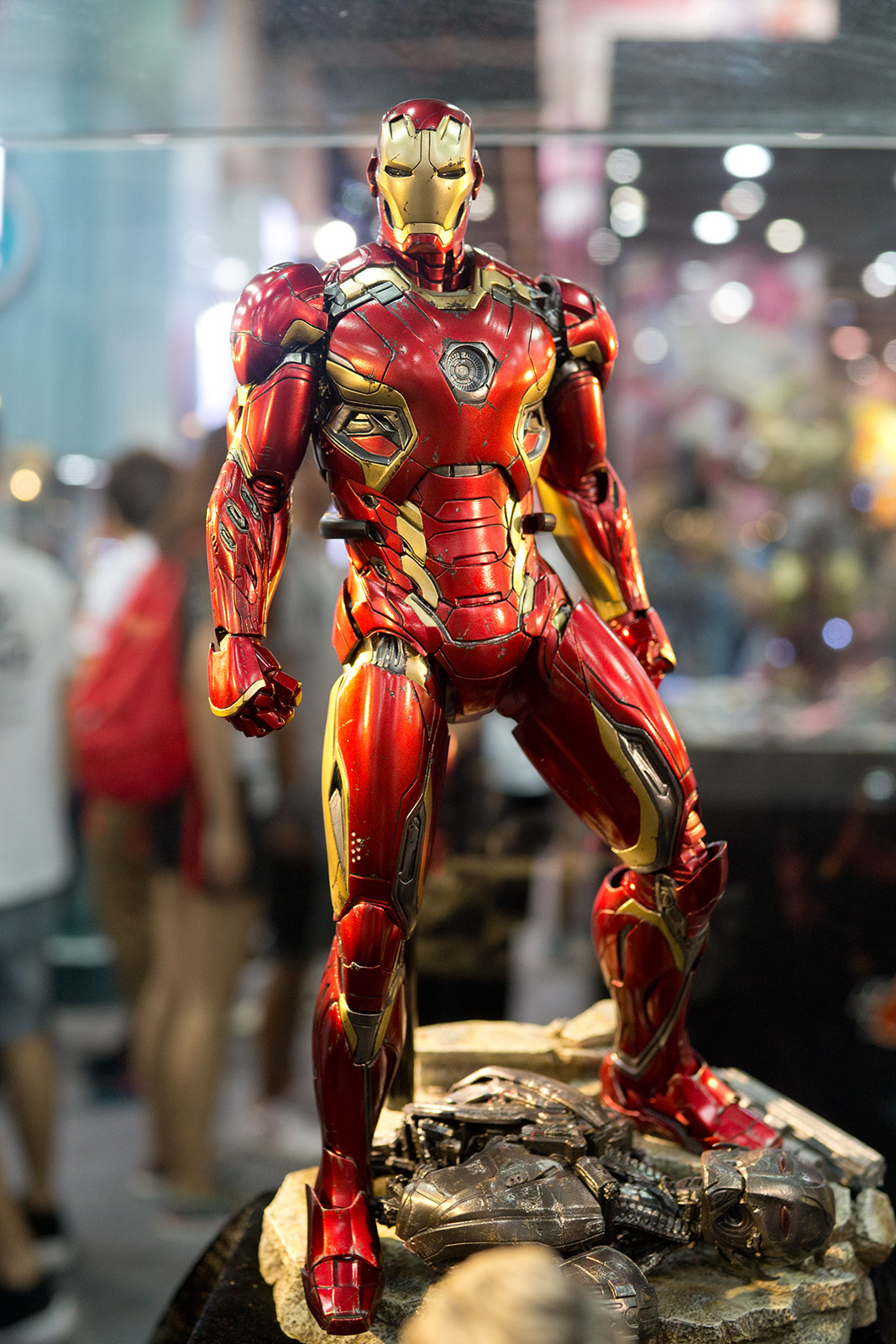1 6 Hot Toys Mms Avengers Aou Iron Man Mark 45 Page 406 Some More Shots Of The 6th Scale Taken At Agchk Yesterday