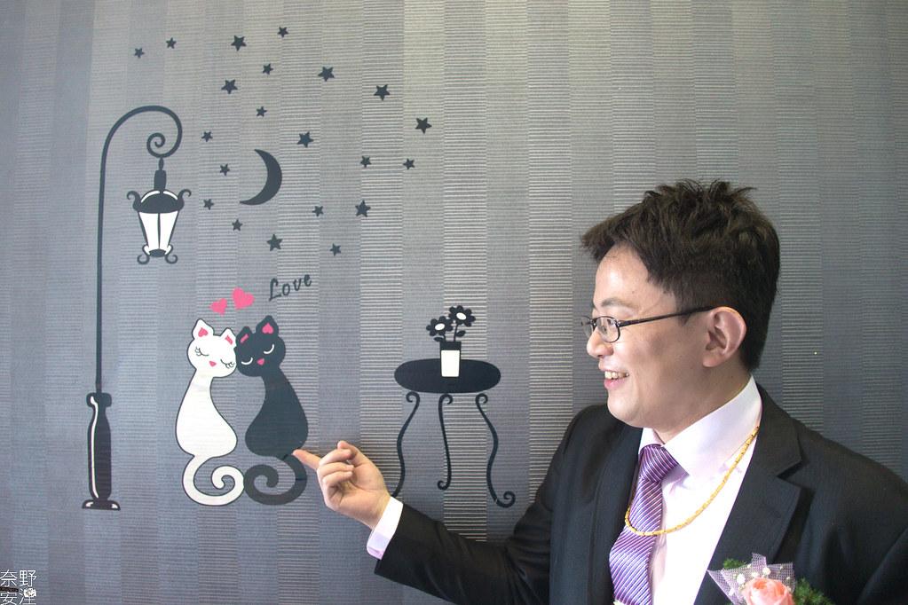 台南婚攝-繼中&佳芸-迎娶午宴 X 東東宴會式場-東嬿廳 (74)