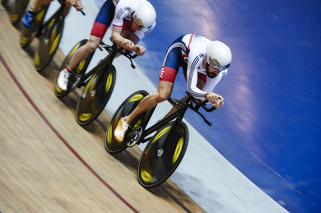 #1YearToGo - Great Britain Cycling Team
