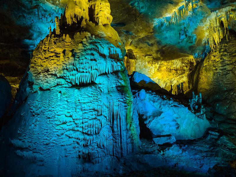 Prometheus cave in Kumitsavi