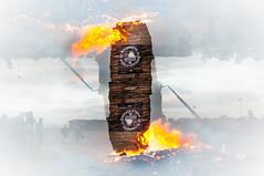 Bonfire Scheveningen
