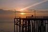 Hull City of Culture Sunrise Pier by A>M>S