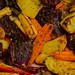 Roasted vegetables by frankmh