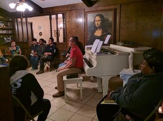 Bible Study at Mario & Sylvia's - MC