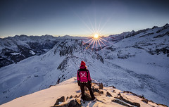 On Top of the World by Frederic Huber | Photography