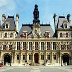 ภาพของ Hôtel de Ville ใกล้ ปารีส. hoteldeville paris 1994 deville
