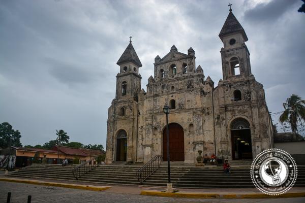 Church Granada Nicaragrua