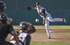 Alberta native Shane Dawson is a Midwest League all-star, even though he's missing a muscle in his shoulder.