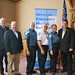 The 2015 Connecticut EMS Awards were held today in the Capitol, May 18. Trumbull's Viola Watson received the George A. Ganung Volunteer of the Year Award.