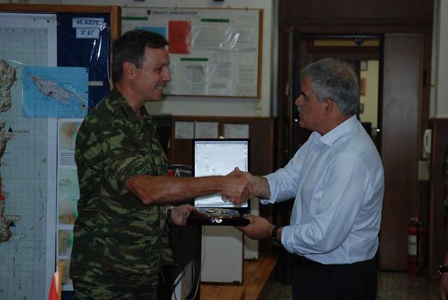 Επίσκεψη ΥΦΕΘΑ Νίκου Τόσκα σε Χίο, Ψαρά και Οινούσσες