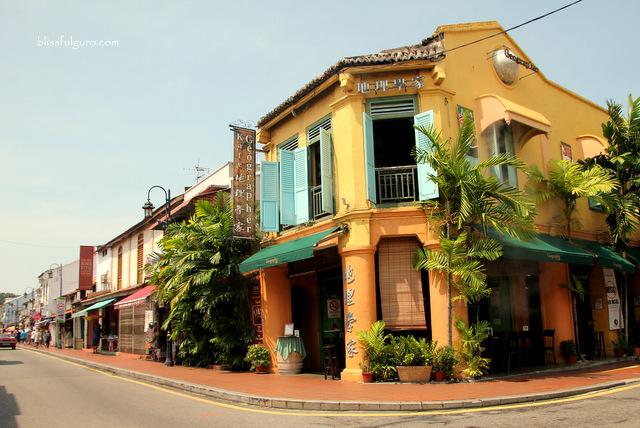 Jonker Street Melaka