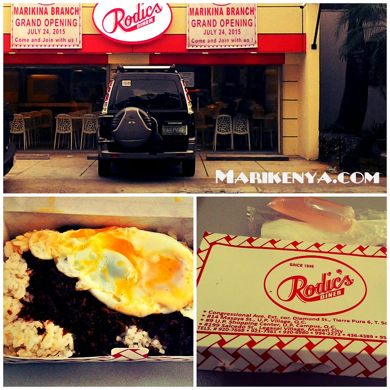 Rodic's Tapa in Marikina