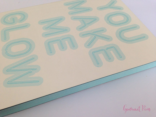 Review Nuuna Glow In The Dark Graphic Notebook @BureauDirect (16)