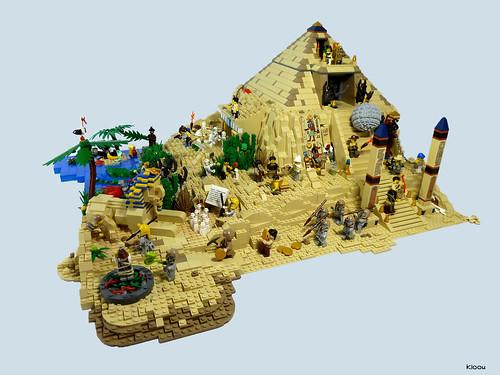 La Pyramide du pharaon Kâ-Kih