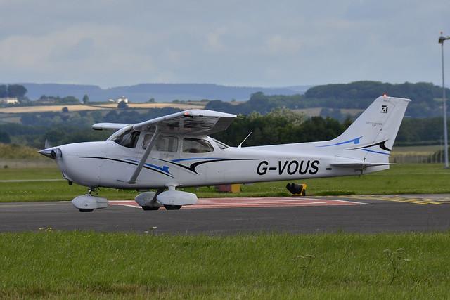 G-VOUS Cessna 172S Skyhawk
