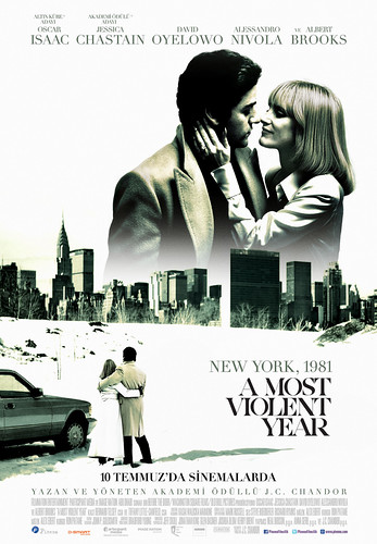 A Most Violent Year (2015)