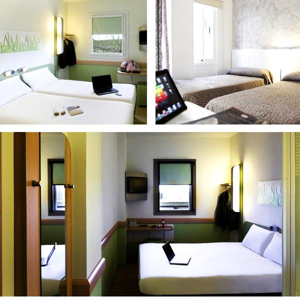 Hotel Ibis Budget de Madrid