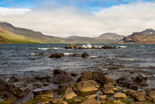 iceland isl borgarbyggð