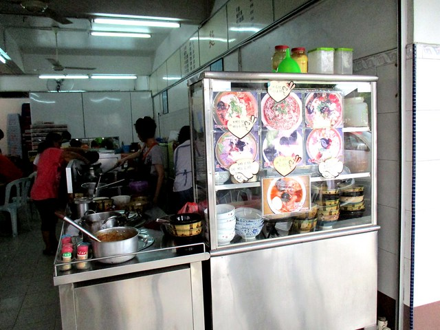 Mei Le stall