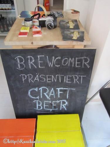 ©Brewcomer Kiel präsentiert Craft Beer