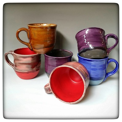 Coming this week (because! I like! big mugs! and I can not lie!) #ceramics