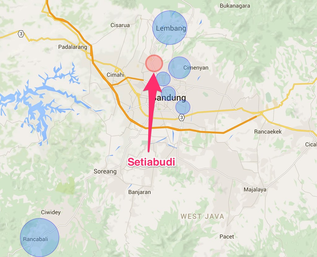 Setiabudi-area