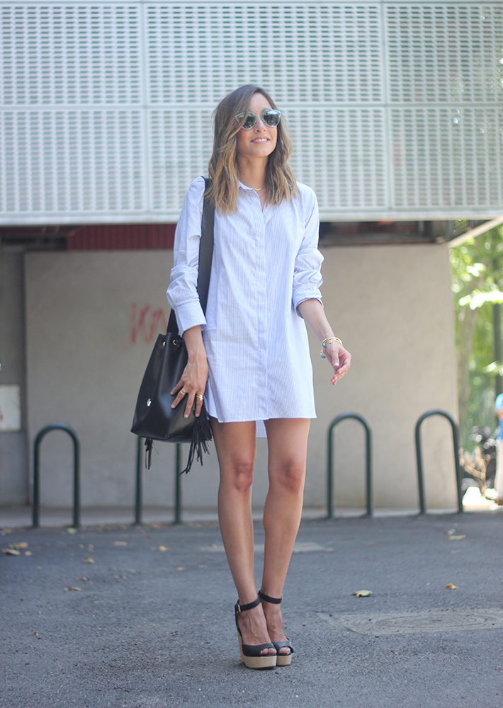 Shirt Dress Wedges So Real Dior09