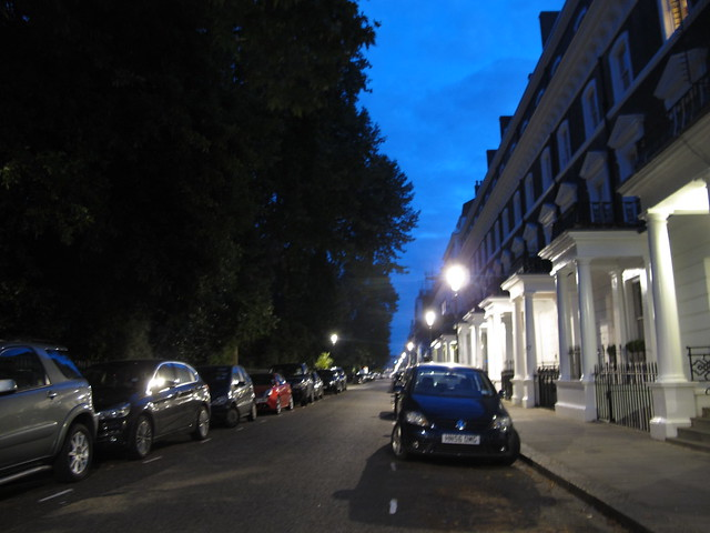 wednesday, london