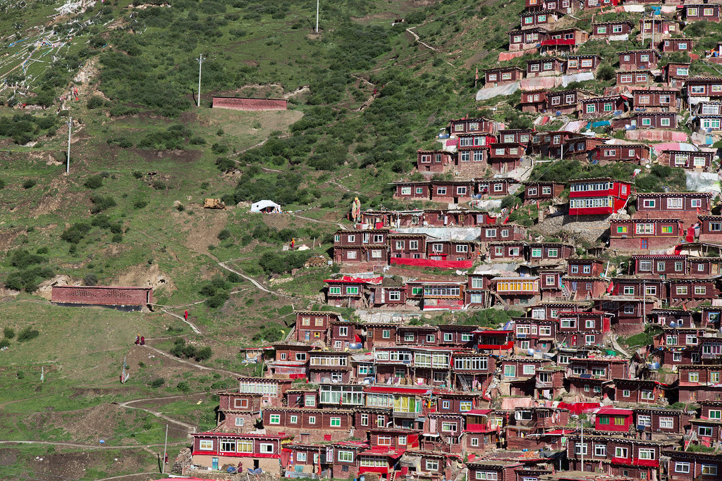 Larung Gar Five Sciences Buddhist Academy