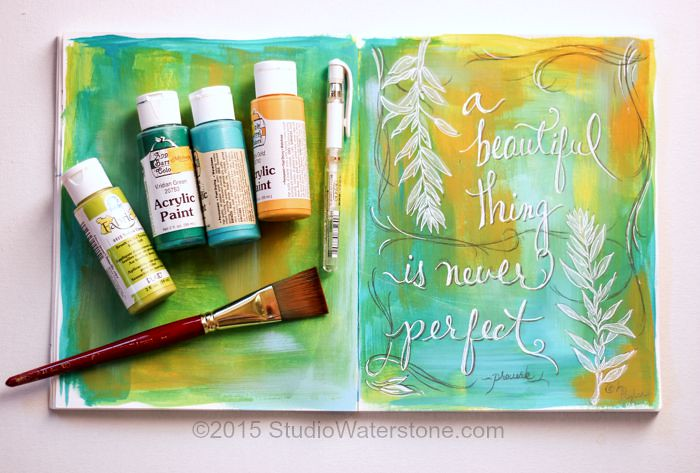 My Sketchbook: A Beautiful Thing