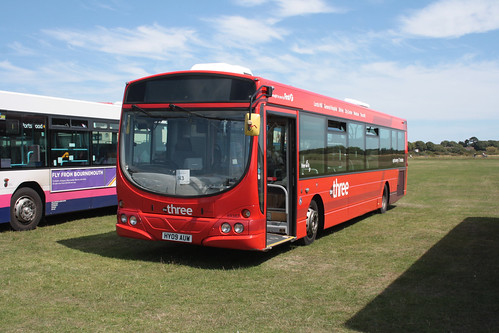 First Hampshire and Dorset 69387 HY09AUW