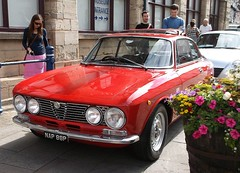 automobile, alfa romeo 105 series coupes, alfa romeo 1750 berlina, alfa romeo 2000, vehicle, antique car, sedan, classic car, land vehicle,