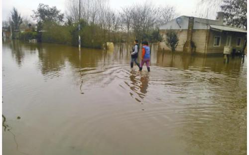 Day 77 Argentina Floods