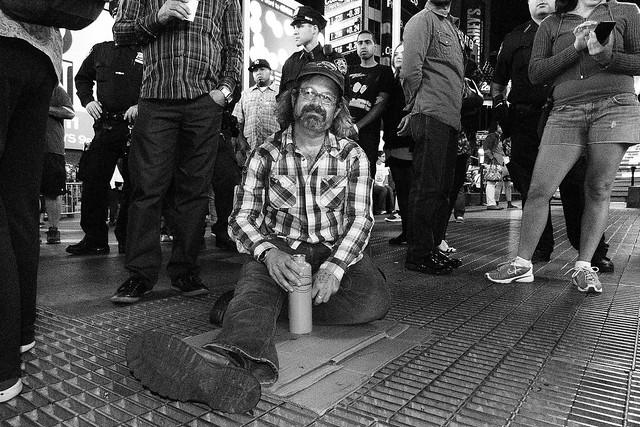 MyTubeNYC ( protester )