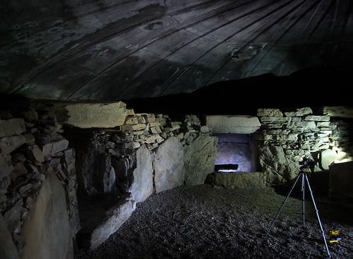 Fourknocks main chamber