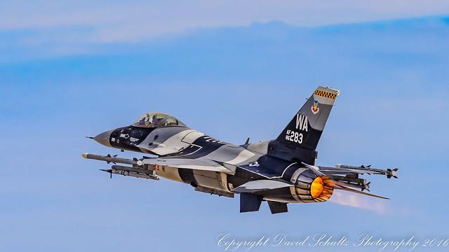 F-16 Fighting Falcon WA AF 86-283