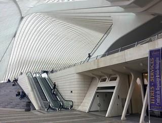 railway station Liège-Guillemins II
