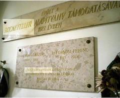 ÁNTSZ alapítását a Rockefeller alapítvány finanszírozta