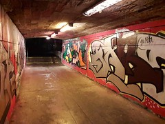 Graffititunnel