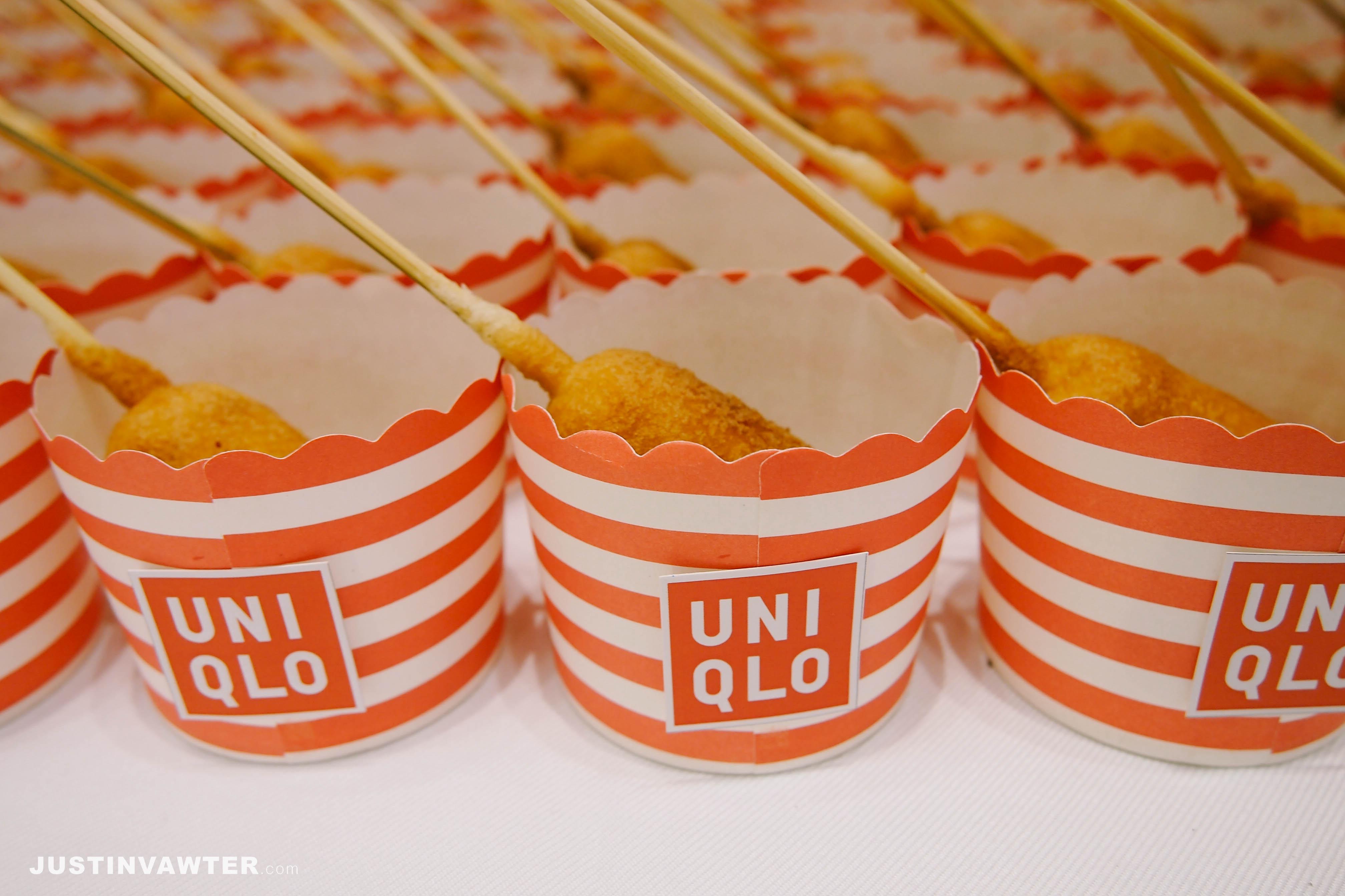 UNIQLO 3rd Anniversary
