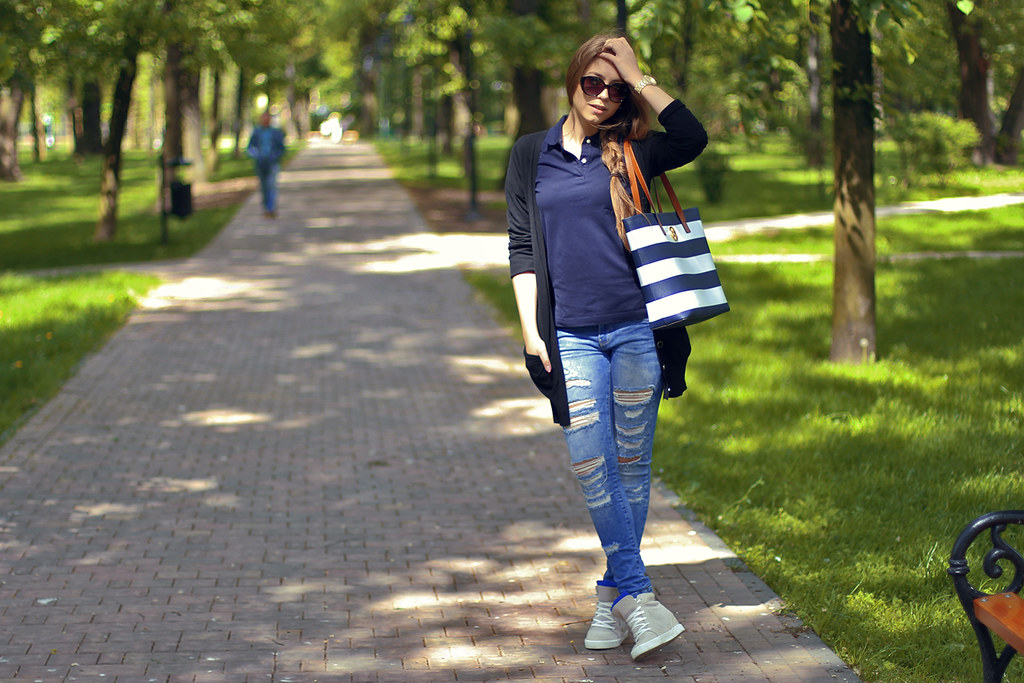STYLE: blue, my love