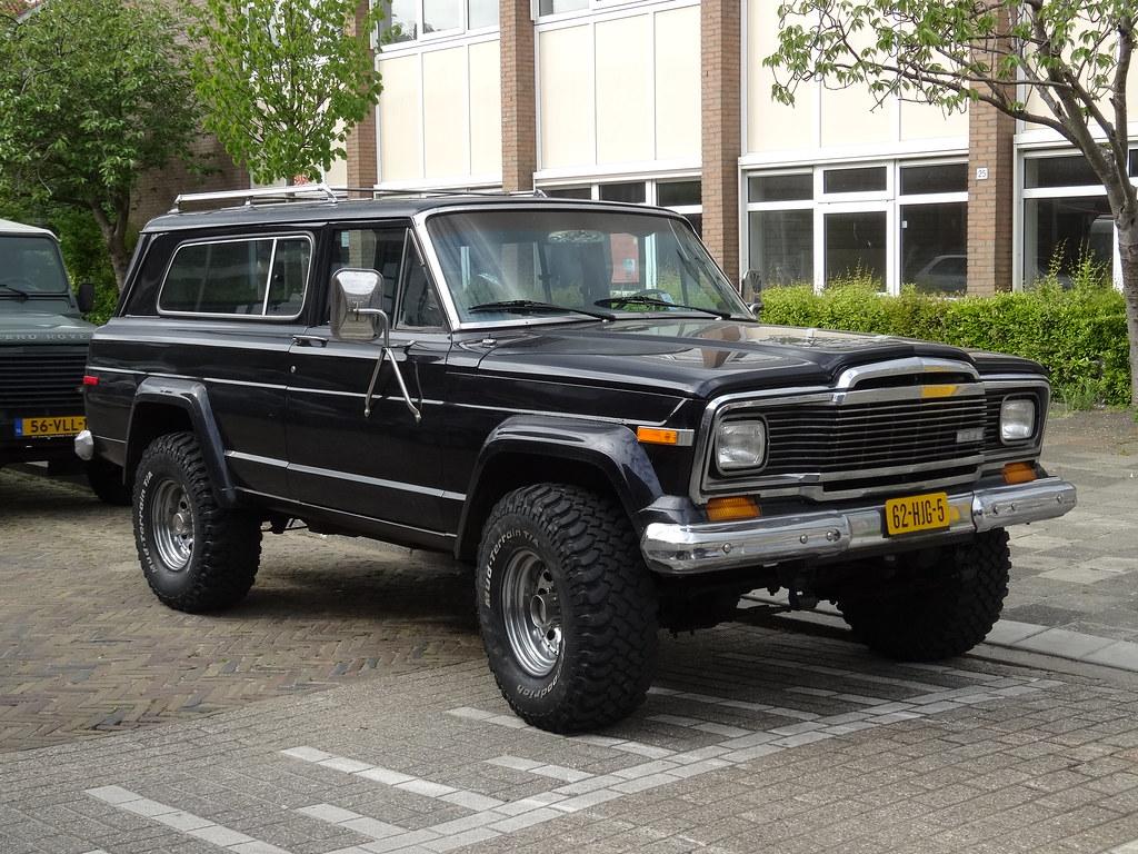A Fd B B on 1983 Jeep Cherokee