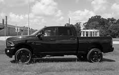 automobile, automotive exterior, pickup truck, wheel, vehicle, truck, toyota tundra, ram, bumper, land vehicle,