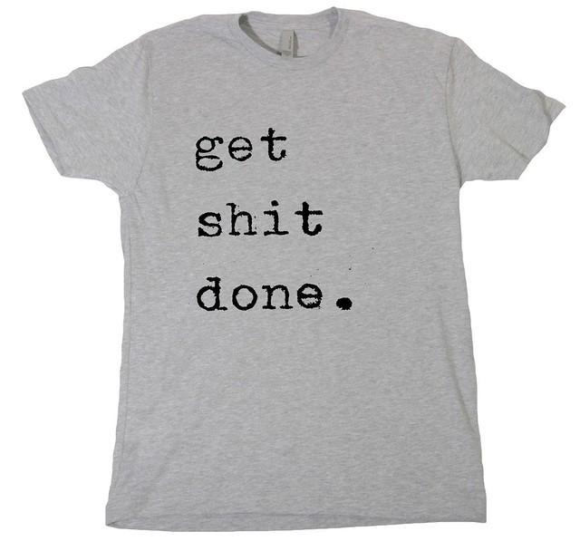 shirt - getshitdone