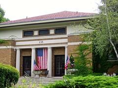 Patriotic in Riverside, Illinois