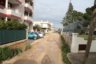 Rutigliano- Via Adriatico