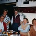 West Germany   -   Vaihingen   -   Restaurant Rosental   -   Big Daddy, John, Syl, Jeb, Me & Frau Rudman   -   June 1987 by Ladycliff