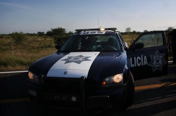 Emboscan en Tlatlaya a convoy de la Policía Federal; un lesionado