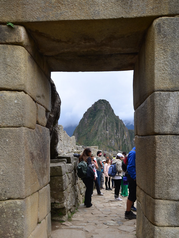 Puerta de Acceso a Machu Picchu